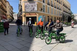 Madrid: City Highlights and Bernabeu Museum E-bike Tour