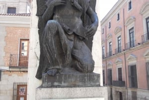 Madrid City Tour: Culture and History
