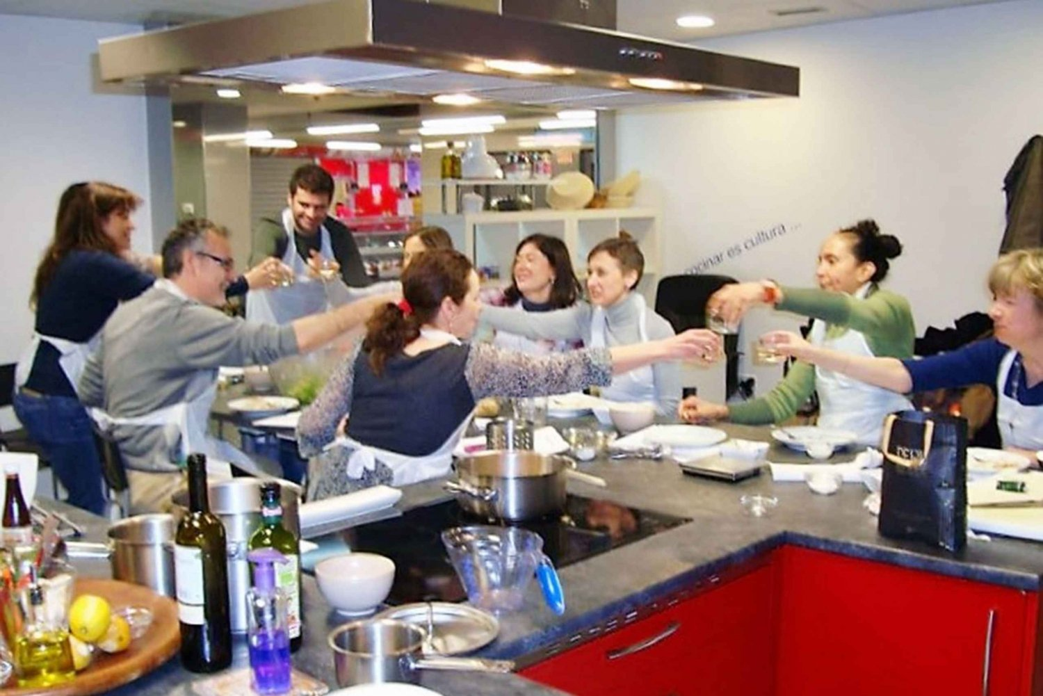 Madrid Cooking Experience
