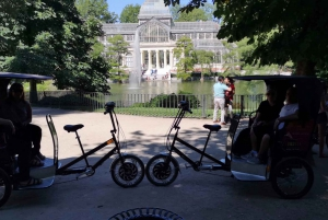 Madrid: Discover the City on a 2-Hour Private Pedicab Tour