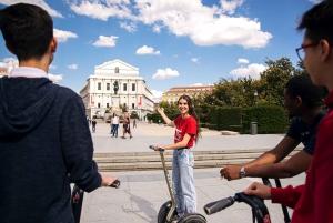 Madrid Downtown Segway Tour