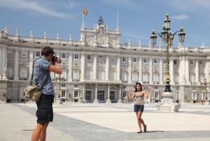 Madrid: Downtown Walking Tour