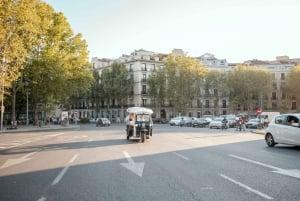 Madrid: Express City Tour by Electric Tuk-Tuk