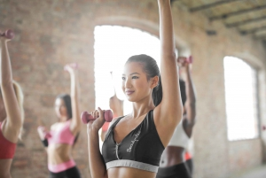 Madrid: Fitness Pass with 2 or 4 Visits