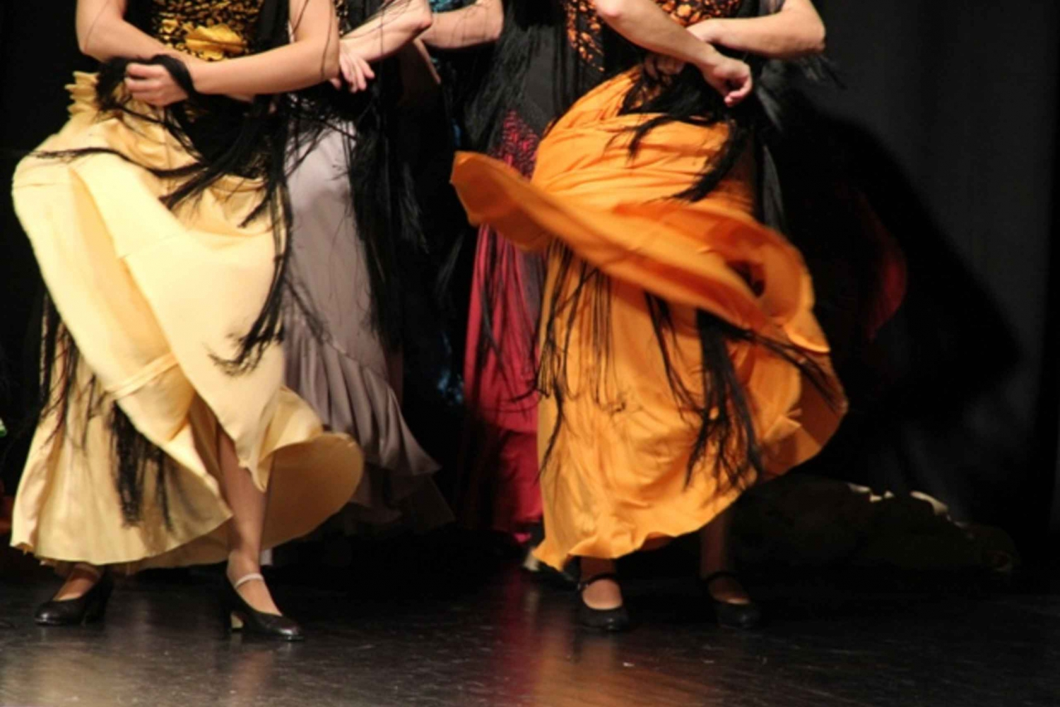 Madrid Flamenco Show with Copa and Hotel Pick-Up