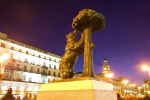 Madrid: Flamenco Show with One Drink