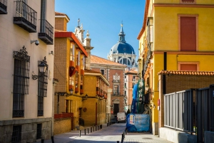 Madrid: Full-Day Private History and Legends Walking Tour