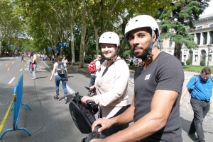 Madrid: Genuine Segway I2 Experience