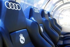 Madrid: Guided Tour of Bernabéu Stadium