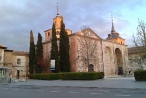 Madrid: Half-Day Alcalá de Henares Tour