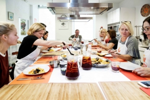 Madrid: Half-Day Spanish Cooking Class