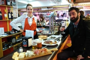 Madrid: History & Culture Private Tapas Tour