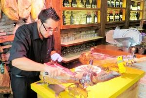 Madrid: Iberico Ham and Spanish Wine Small-Group Food Tour