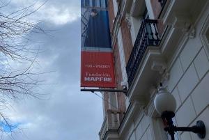 Madrid: Mapfre Foundation Entry Ticket