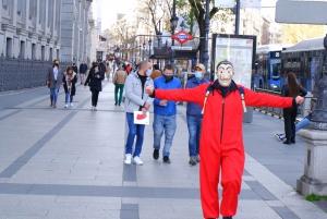 "Madrid: ""Money Heist"" and Retiro Park 3-Hour Walking Tour"