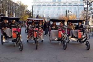 Madrid: Pedicab Tour of Historical Landmarks