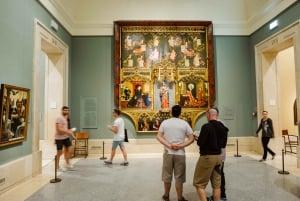 Madrid: Prado Museum Direct Entrance Ticket