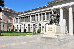 Madrid: Prado Museum & Royal Palace Guided Tour