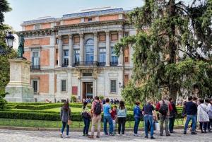 Madrid: Prado Museum Skip-the-Line Tickets and Private Tour