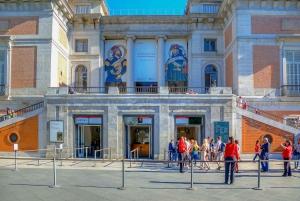 Madrid: Prado Museum Small Group Guided Tour