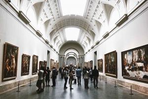 Madrid: Prado & Reina Sofia Museum Skip-the-Line Guided Tour