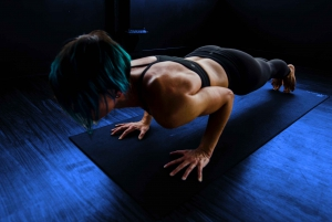 Madrid: Premium Fitness Pass with 2 or 5 Visits