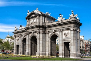 Madrid: Private Half-Day Sightseeing Tour with a Local