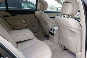 Madrid: Private Panoramic Tour with Luxury Car