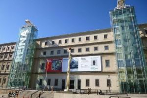 Madrid: Reina Sofia Museum Skip-the-Line Guided Museum Tour