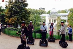 Madrid: Retiro Park 1.5-Hour Segway Tour