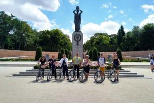 Madrid: Retiro Park and Literary Quarter by Bike