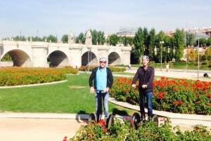 Madrid River Segway Tour