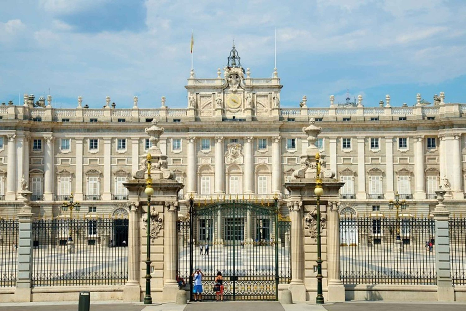 Madrid Royal Palace 90-Minute Guided Tour