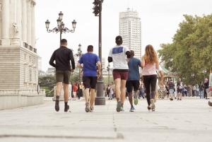 Madrid: Running Sightseeing Tour