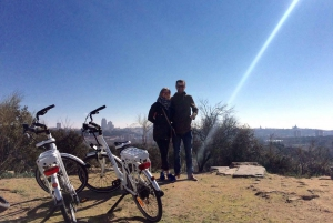 Madrid's River Side & Casa de Campo Electric Bike Tour