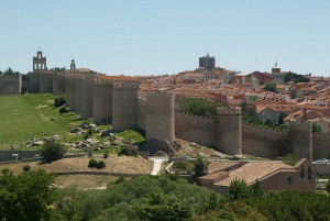 Madrid: Segovia and Ávila Highlights Tour At Your Own Pace