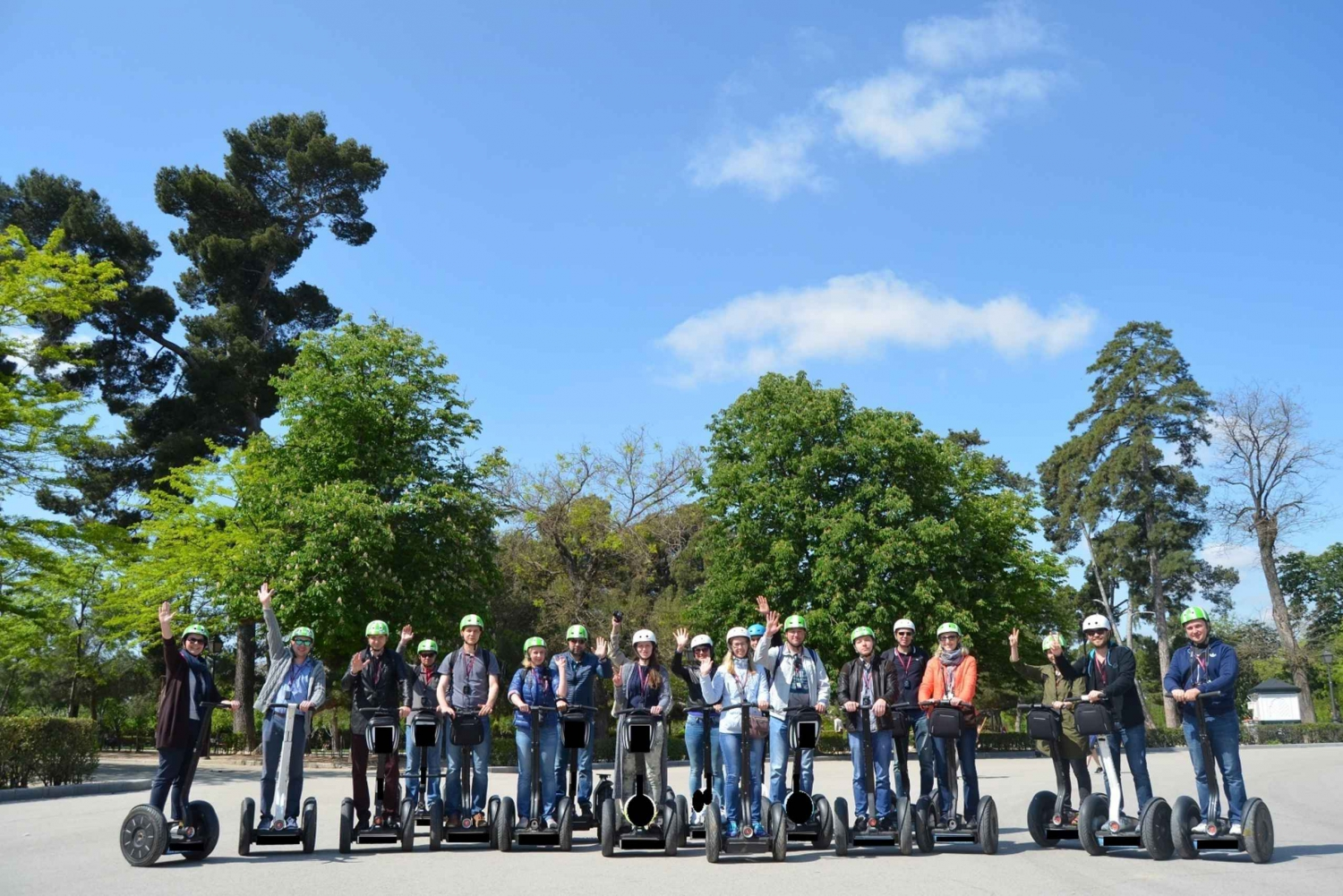 Madrid Segway Discovery Tour