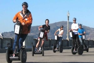 Madrid Segway Tours with 4 Route Options