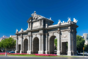 Madrid Sightseeing Tour and Prado Museum Guided Visit