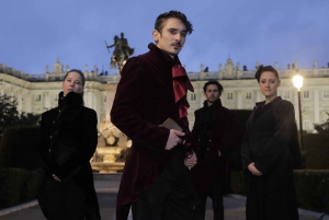 Madrid: Spanish Inquisition, Ghosts & Legends Evening Tour