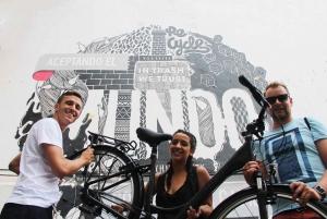 Madrid: Street Art Bike Tour
