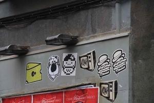 Madrid: Street Art Tour with Local Graffiti Hunter