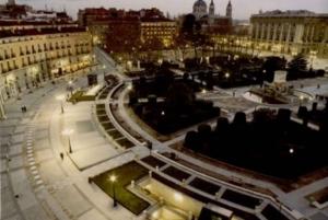 Madrid: Sunset and Night Lights eBike Tour