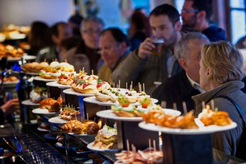 Madrid Tapas & History: Lunch/Dinner Walking Tour