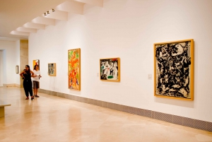 Madrid: Thyssen-Bornemisza Museum Ticket and Guided Tour