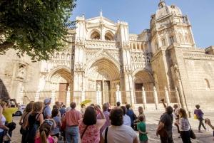 Madrid: Toledo and El Escorial Full-Day Coach Tour