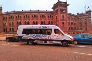 Madrid: Tour of Avila & Salamanca