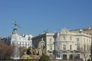 Madrid: Tour of the Historic City Center