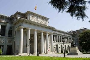 Madrid Walking Tour and Prado Museum Skip the Line Ticket