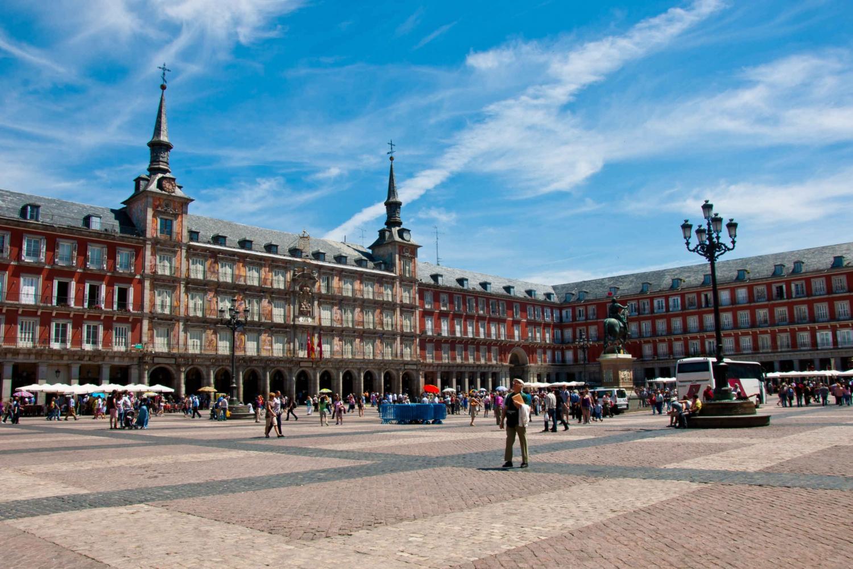 Madrid Walking Tour and Skip-the-Line Prado Museum